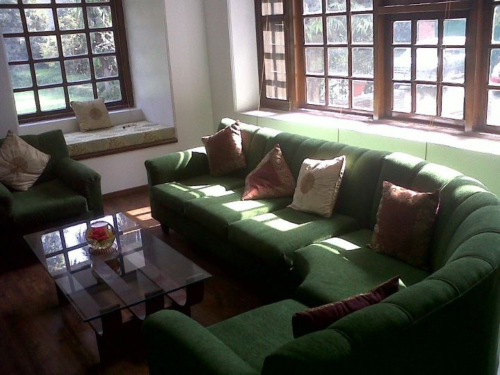 The Sunlit Room