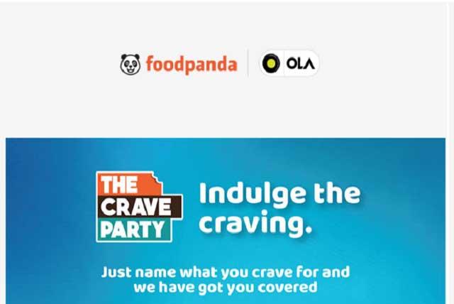 Foodpanda Ola