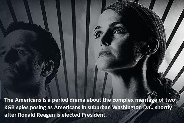 The Americans webseries