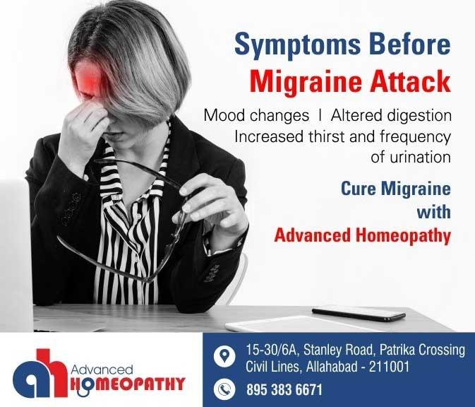 Symptoms of Migraine Headache and Treatment